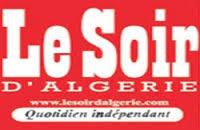 """Résultat de recherche d'images pour """"logo le soir d'algérie"""""""