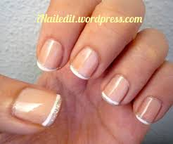 White Tip Nail Designs Tumblr Tag For Tumblr Instagram Summer Nail Acrylic Simple