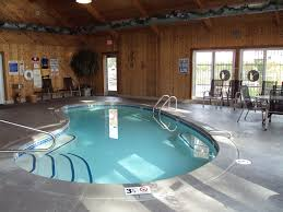 indoor pool and hot tub. The Indoor Pool And Hot Tub Are Available Daily From 9am To 9pm, For Entire Camping Season! So, Make Sure Pack Swim Suits, Regardless Of Expected