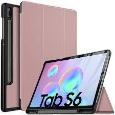Bao da máy tính bảng có khay đựng bút cảm ứng dành cho Samsung Galaxy TAB  S6 SM-T860/SM-T865