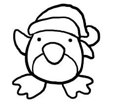 cute christmas penguin drawing. Perfect Christmas Youu0027ve Just Drawn A Cute Little Christmas Penguin Isnu0027t He Great And Cute Penguin Drawing I