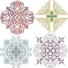 Medallion Pattern New Decorating Ideas
