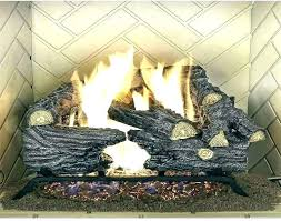 artificial e logs fake fire pit gas indoor fireplace electric