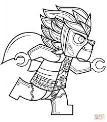 Small Picture Chima Coloring Pages zimeonme