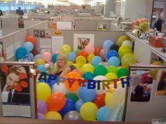 office birthday decorations. birthdaycubicledecoratingideas office birthday decorating ideas decorations a