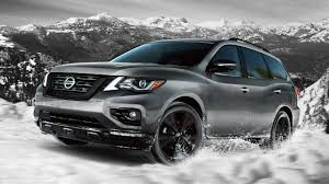 New Nissan Pathfinder Models