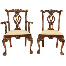 Chippendale Furniture Philadelphia Chippendale Chairs Set Of 10 Niagara Furniture