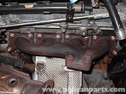 audi a4 1 8t volkswagen exhaust manifold replacement golf, jetta 2000 jetta exhaust diagram at 2000 Jetta Exhaust Diagram