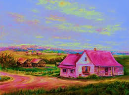 Small Picture 54 best Little Pink Houses For You Me images on Pinterest Pink
