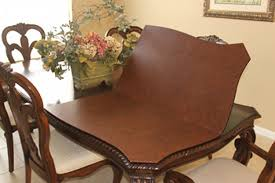 dining room table pads dining table cover pad dining room ideas