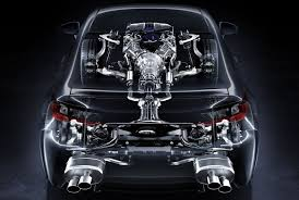 how does an atkinson cycle engine work lexus lexus rc f technical