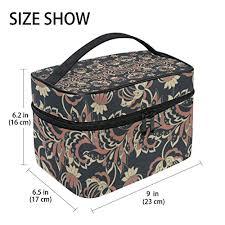 texas makeup travel bag images s case organizer bags indian pattern mnsruu cosmetic bag jpg