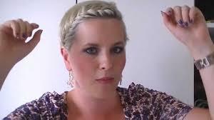 Haartutorial De Invlecht Haarband Voor Kort Haar