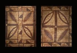 Samoan Siapo Designs Samoan Siapo Tapa Cloths Tapa Cloths From The Pacific