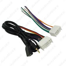 car audio cd stereo wiring harness adapter with usb aux plug for Engine Wiring Harness cheap harness adapter, buy quality wiring harness adapter directly from china stereo wiring harness suppliers car audio cd stereo wiring harness adapter