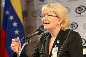 Resultado de imagen para a fiscal general de Venezuela, Luisa Ortega Díaz,