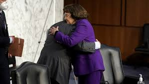 Her current term ends on january 3, 2025. Hug Or Heresy The Left S Attack On Dianne Feinstein Is A Sad Sign Of Our Times Thehill