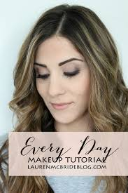 every day eye makeup tutorial