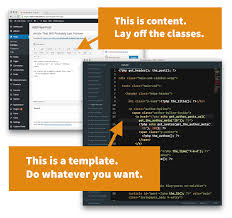 Make Vs Buy Template Templates Are Easy To Change Content Usually Isnt Css Tricks