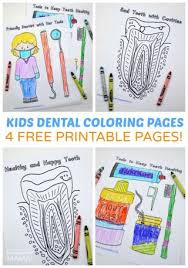 These dental coloring sheets can be used along with lesson plans specifically for personal hygiene, teeth, brushing teeth and dental **these dental/teeth coloring pages are for educational use only. Free Dental Coloring Pages For Kids To Learn About The Dentist Educational Freebies