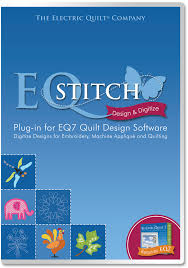 EQStitch Embroidery Design Software | Products | The Electric ... & EQStitch Embroidery Design Software | Products | The Electric Quilt Company Adamdwight.com