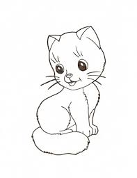 Small Picture kitten cat coloring pages print PHOTO 43915 Gianfredanet