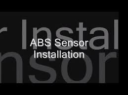 dorman abs wheel speed sensors wire harnesses installation dorman abs wheel speed sensors wire harnesses installation tutorial how to anti lock brake sensor