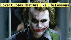 Joker Quotes Stunning Joker Quotes 48 Best Batman Joker Quotes The Cinemaholic