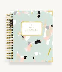 Day Designer Retailers January 2020 Daily Planner Artfully Abstract