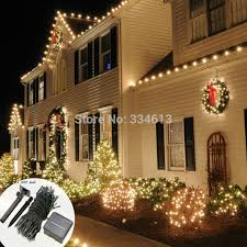 light wiring diagram promotion shop for promotional light wiring solar powered pvc wire 10m 100leds 33ft outdoor dimmable string lights shop stair starry lamp decor holiday curtain lighting