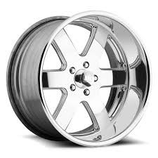 Wheel collection us mags