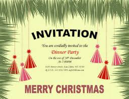 Printable Holiday Party Invitations 14 Free Diy Printable Christmas Invitations Templates