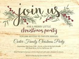 Free Christmas Invitation Template Free Holiday Invitation Templates Word Large Size Of Holiday