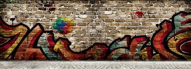 colorful graffiti background wall hd