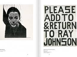 Publication - Ray Johnson. Please Add To & Return | MACBA Museu d'Art  Contemporani de Barcelona
