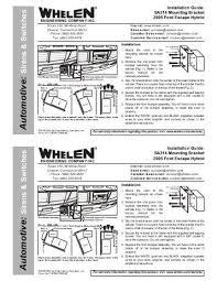 svp siren wiring diagram svp sa 450 wiring diagram wiring diagrams 6 Way Wiring Diagram Whelen Strobe Light svp siren wiring diagram whelen 295hfsa5 wiring harness whelen 295hfsa6 manual wiring svp emergency vehicle equipment