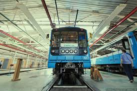 Музей киевского метрополитена Куда пойти что посмотреть где  Вагон метро в депо