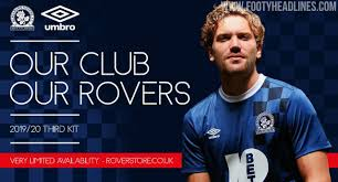 You can download in.ai,.eps,.cdr,.svg,.png formats. Outrageous Limited Edition Umbro Blackburn Rovers 19 20 Kit Is Cheap Old Teamwear Footy Headlines