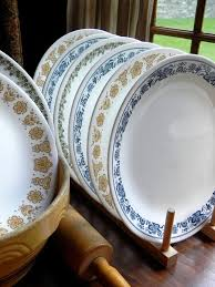 corelle dinner set ebay australia. i love this mixed set of old corelle dinner plates. ebay australia