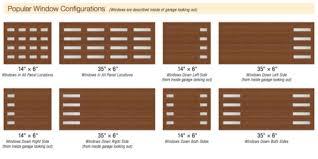 garage door window kitsDo windows increase the weight of the garage door