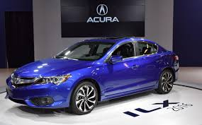 2016 Acura ILX - Information and photos - ZombieDrive