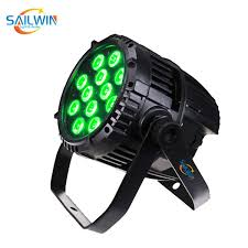 2019 Cheap High Quality 12x18w 6in1 Rgbaw Uv Outdoor Waterproof Led Stage Par Light Dj Projector Led Light From Sailwinlighter 691 46 Dhgate Com