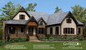 garrell house plans. Perfect Design Lodge House Plans Big Mountain A Plan By Garrell
