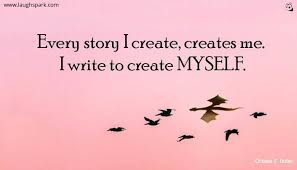 Write About Yourself Quotes
