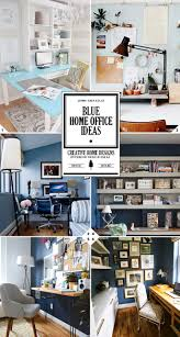 home office style ideas. Style Guide: Blue Home Office Ideas And Designs Home Office Style Ideas