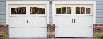 garage doors adding curb appeal