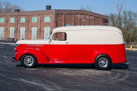 1946 Chevrolet Panel Van | Fast Lane Classic Cars