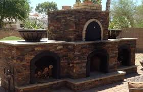 outdoor patio and backyard medium size corner fireplace patio covered pizza oven outdoor and construction