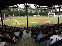 Grayson Stadium Savannah Sand Gnats