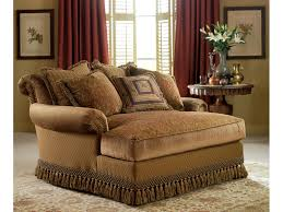 Types Of Living Room Chairs Big Brown Living Room Chaise In Classic Style And Design Home Decor